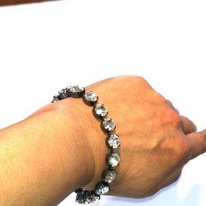 2/$50 Gorgeous retro rhinestone bracelet.